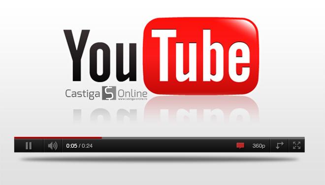 Cum sa faci bani cu Youtube